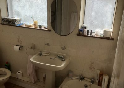 Bathroom Project 1.1 - GT Carpentry
