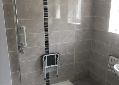 Bathroom Project 1.10 - GT Carpentry