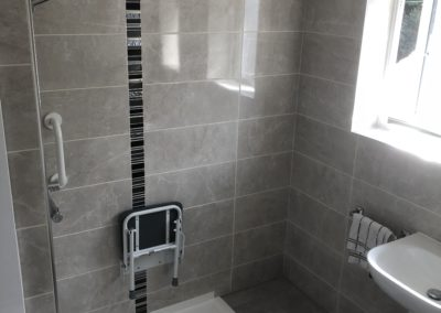 Bathroom Project 1.13 - GT Carpentry