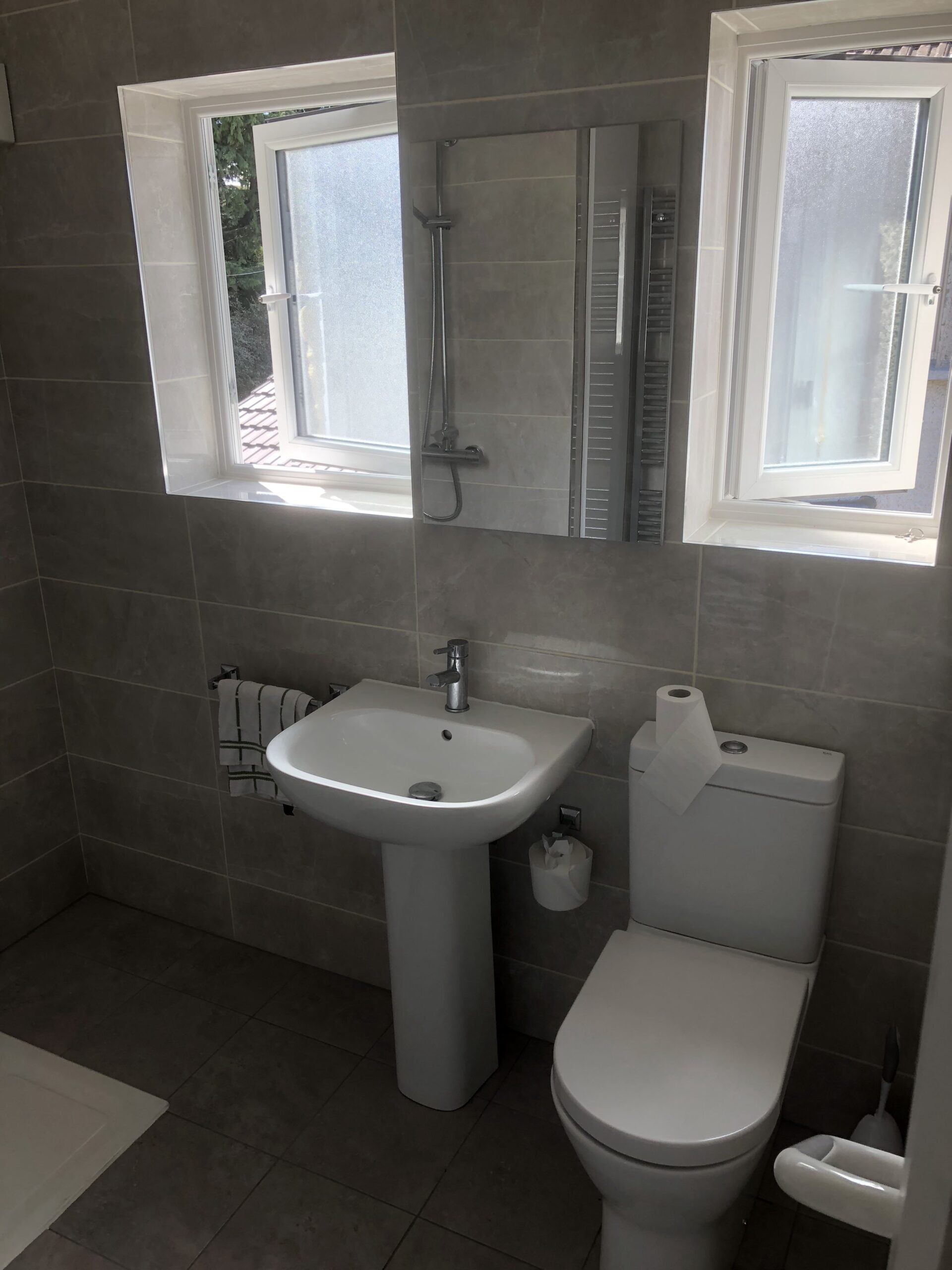 Bathroom Project 1.9 - GT Carpentry