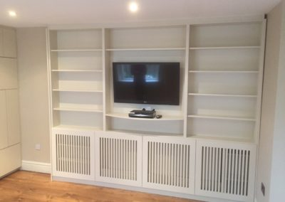 Fitted Furniture Project 4.1 - GT Carpentry