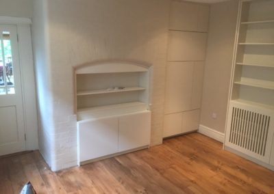 Fitted Furniture Project 4.3 - GT Carpentry