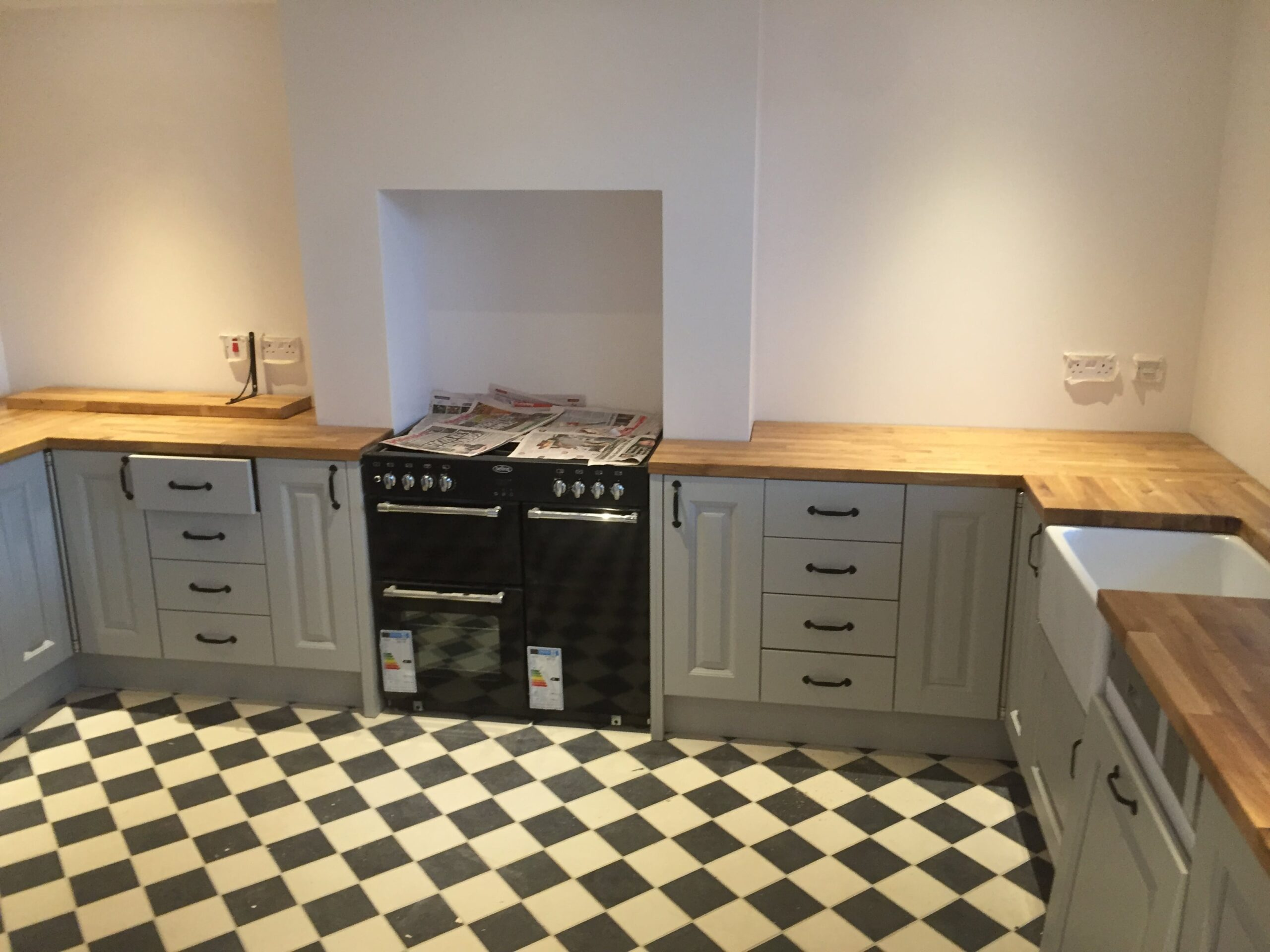 Kitchen Project 1.2 - GT Carpentry
