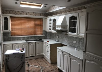 Kitchen Project 3.1 - GT Carpentry