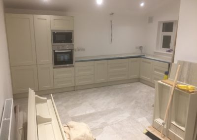 Kitchen Project 5.2 - GT Carpentry