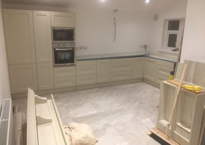 Kitchen Project 5.3 - GT Carpentry