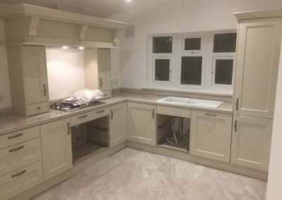 Kitchen Project 5.5 - GT Carpentry