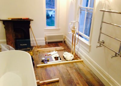 Renovations Project 2.22 - GT Carpentry