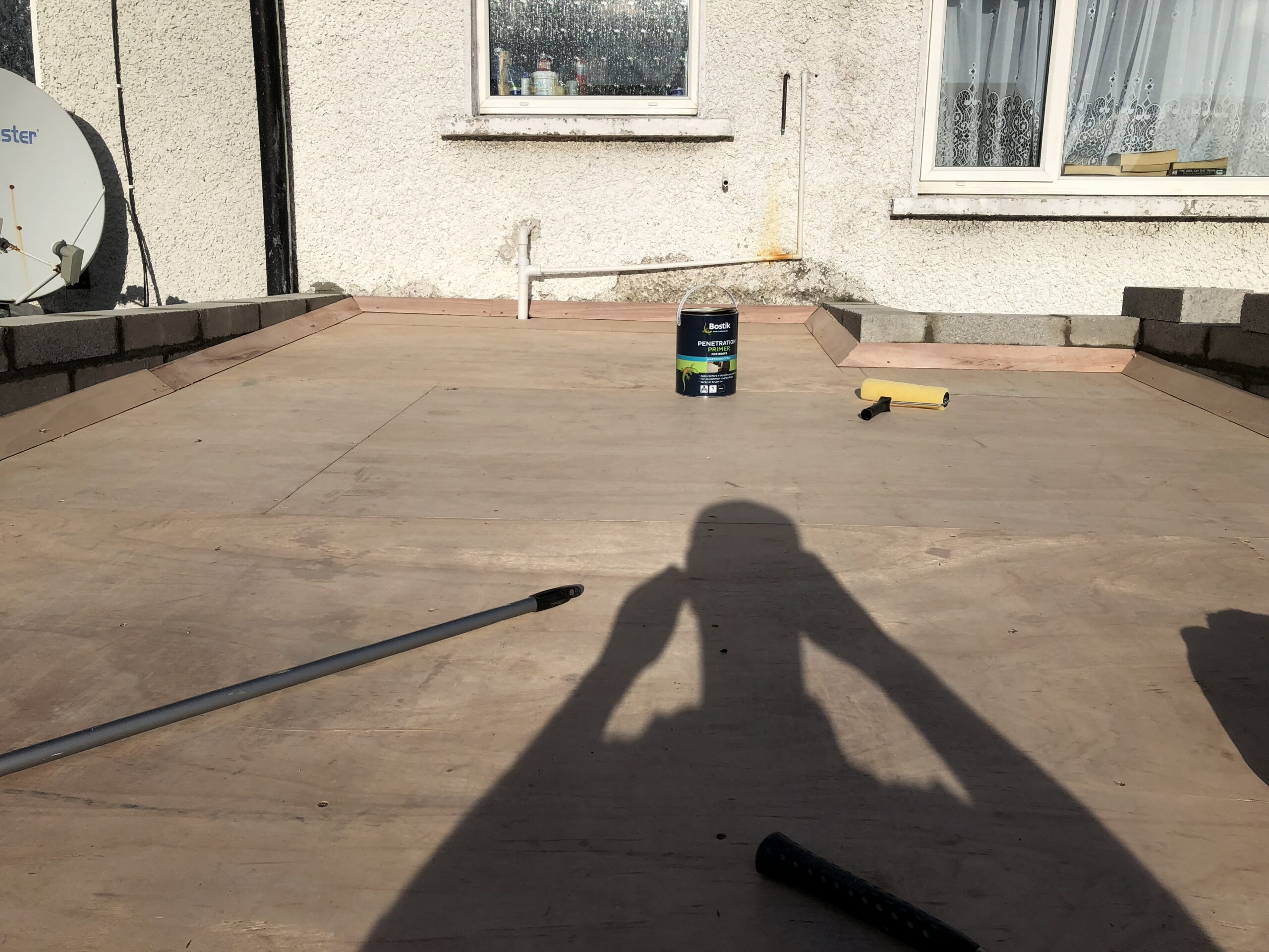 Roofing Project 1.7 - GT Carpentry