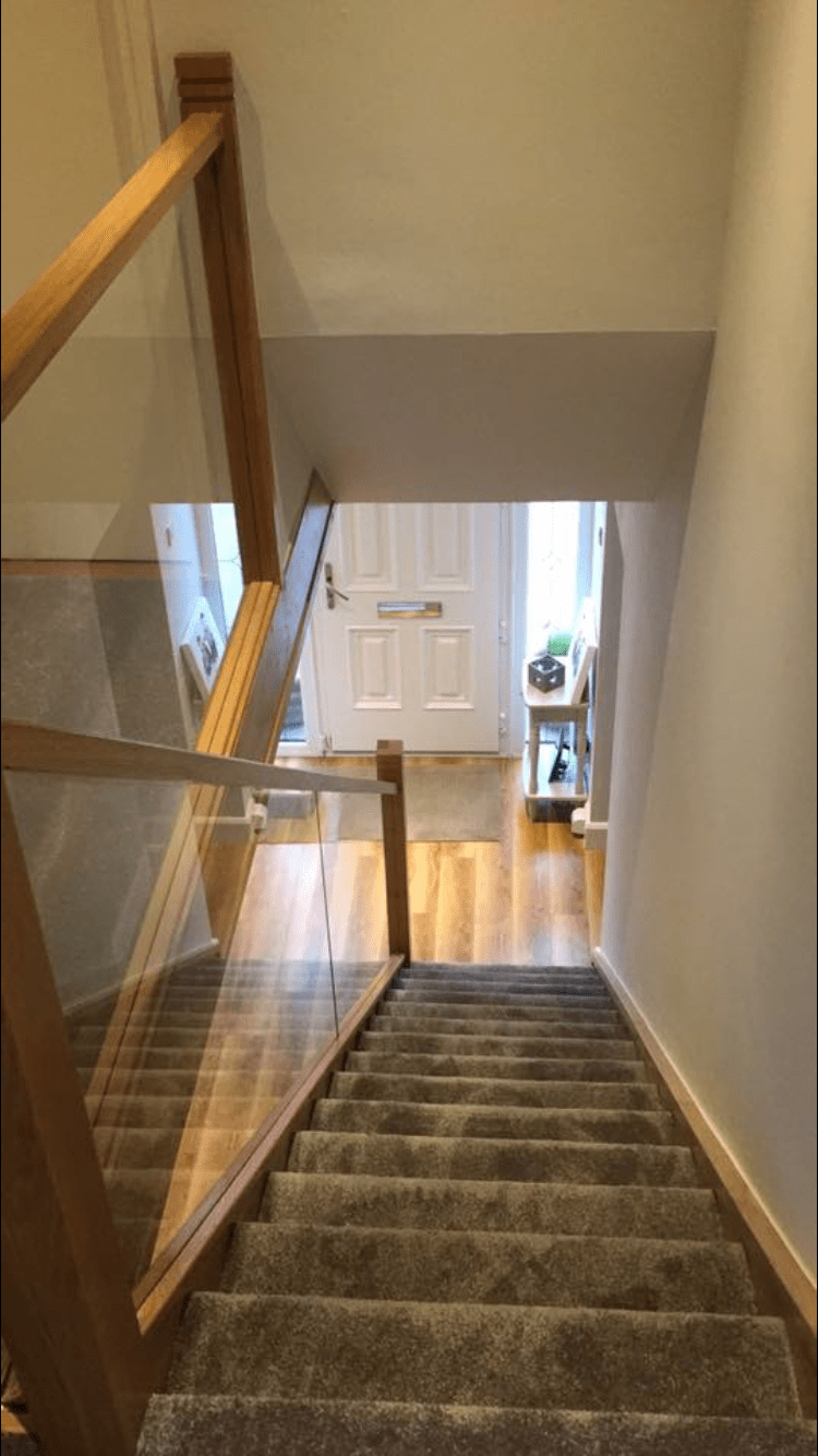 Staircase Project 1.1 - GT Carpentry