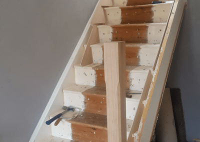 Staircase Project 2.1 - GT Carpentry