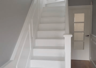 Staircase Project 5.3 - GT Carpentry
