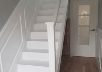Staircase Project 5.4 - GT Carpentry