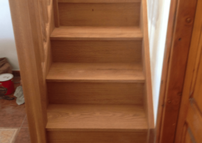 Staircase Project 6.2 - GT Carpentry