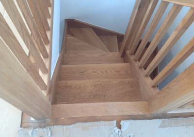 Staircase Project 6.4 - GT Carpentry