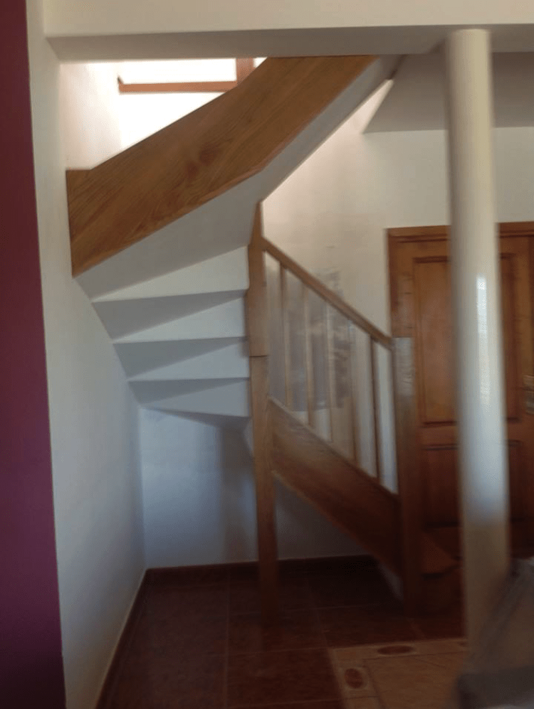 Staircase Project 6.5 - GT Carpentry