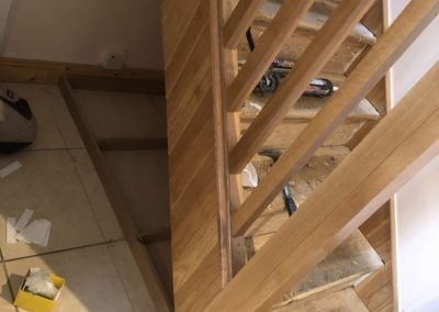 Staircase Project 7.1 - GT Carpentry