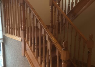 Staircase Project 8.1 - GT Carpentry