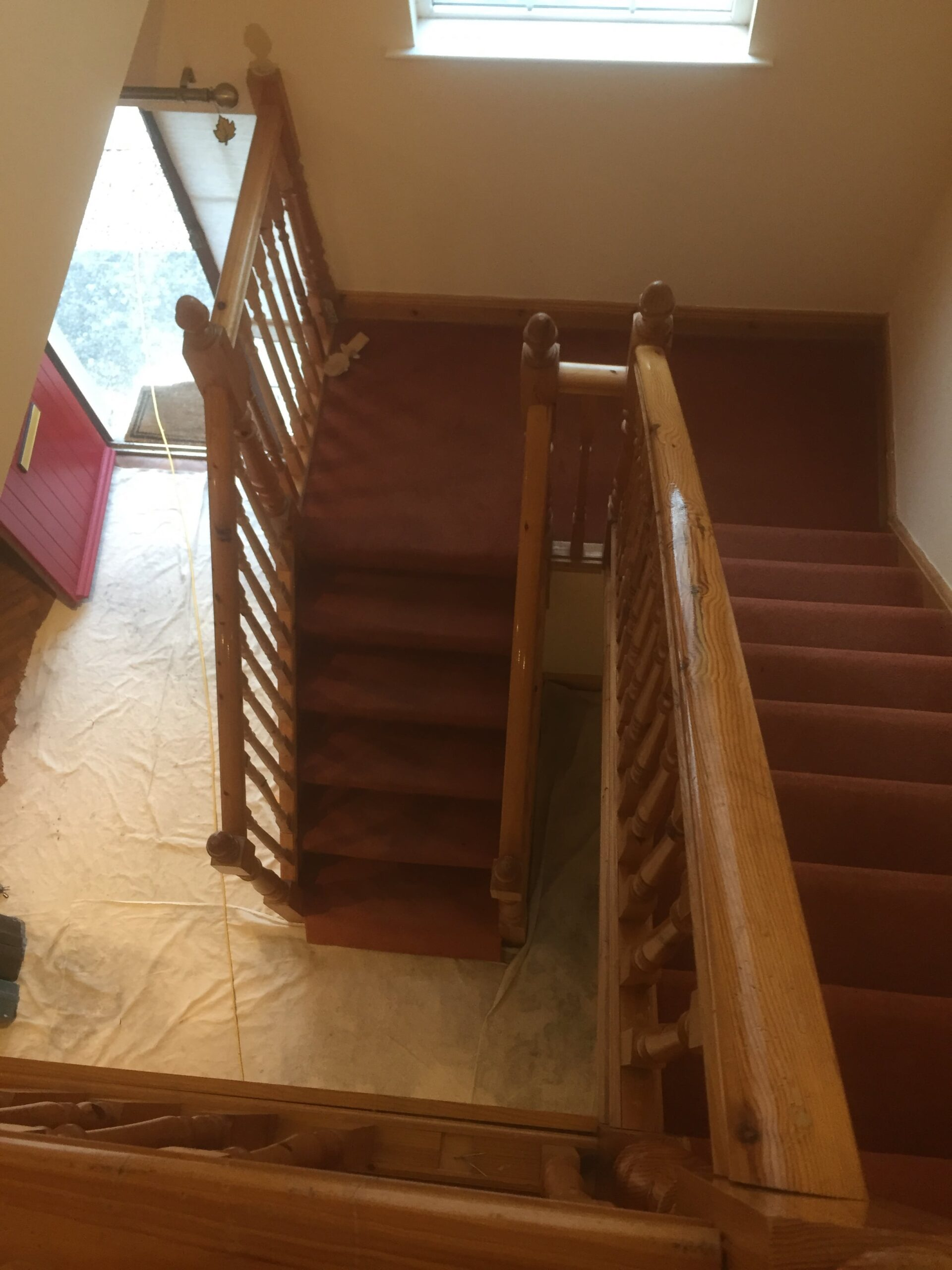 Staircase Project 8.2 - GT Carpentry