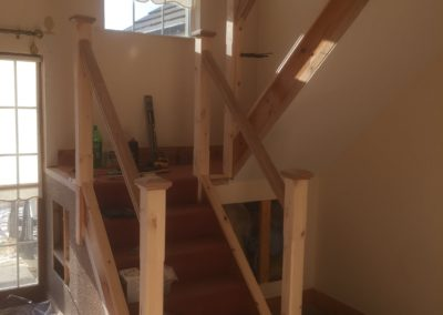 Staircase Project 8.4 - GT Carpentry