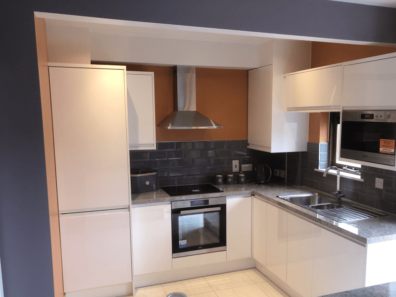 Home Renovation - Ballymun Dublin - Kitchen and Bathroom - Feature Image - GT Carpentry