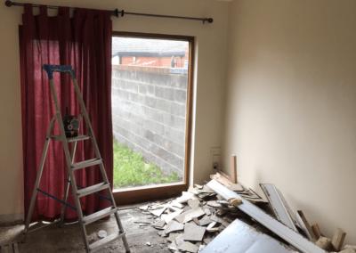 Home Renovation Ballymun, Progress 1