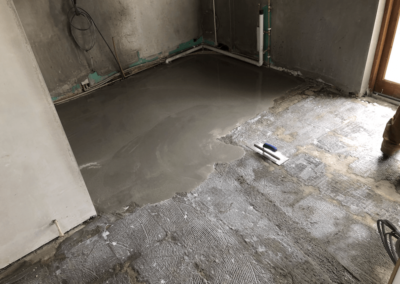 Home Renovation Ballymun, Progress 10