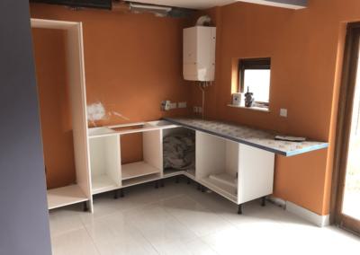 Home Renovation Ballymun, Progress 16