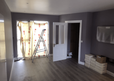 Home Renovation Ballymun, Progress 19