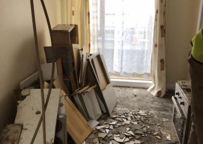 Home Renovation Ballymun, Progress 3