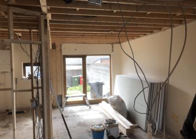 Home Renovation Ballymun, Progress 4