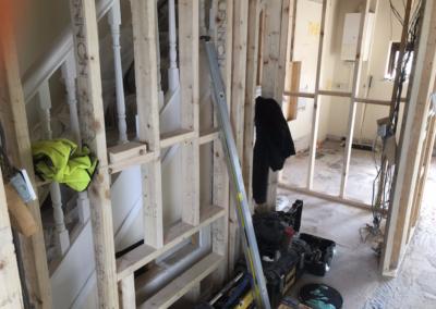 Home Renovation Ballymun, Progress 6