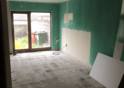 Home Renovation Ballymun, Progress 7