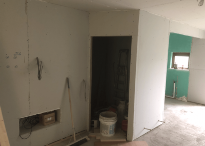 Home Renovation Ballymun, Progress 8