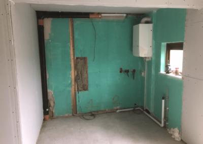 Home Renovation Ballymun, Progress 9