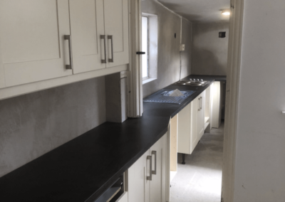 Kitchen Renovation - Clontarf Dublin