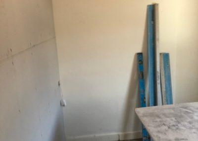 Progress 14 - Upstairs Bathroom Renovation Glasnevin - Feature - GT Carpentry