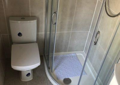 Progress 22 - Upstairs Bathroom Renovation Glasnevin - Feature - GT Carpentry