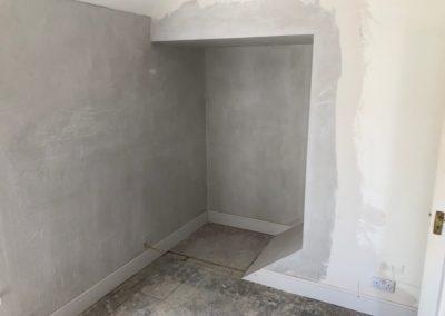 Progress 24 - Upstairs Bathroom Renovation Glasnevin - Feature - GT Carpentry