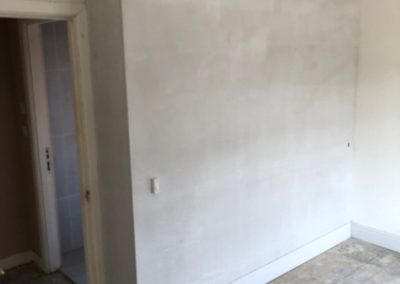 Progress 25 - Upstairs Bathroom Renovation Glasnevin - Feature - GT Carpentry
