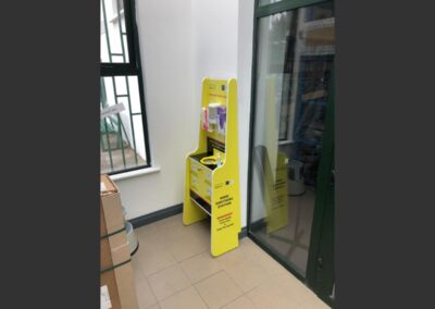 Entryway Solution - Staff Protection - NSP Expert Lab Solutions 2