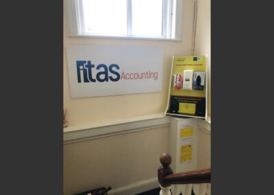 Entryway Solution - Staff and Customer Covid-19 Protection - ITAS Accounting Fairview