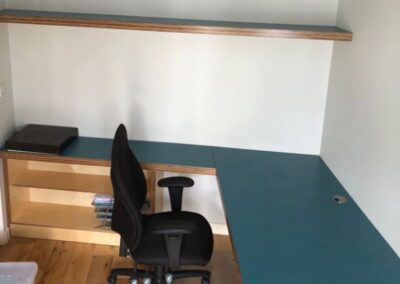 Custom Home Office Fitout, Milltown