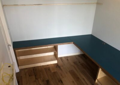 Custom Home Office Fitout - GT Carpentry