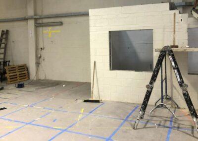 Industrial Demolition Project, Ballymount - GT Carpentry
