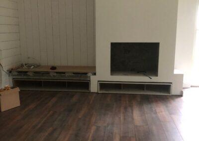 Fireplace, Wicklow - GT Carpentry 1