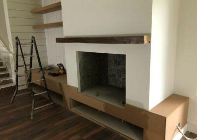 Fireplace, Wicklow - GT Carpentry 2