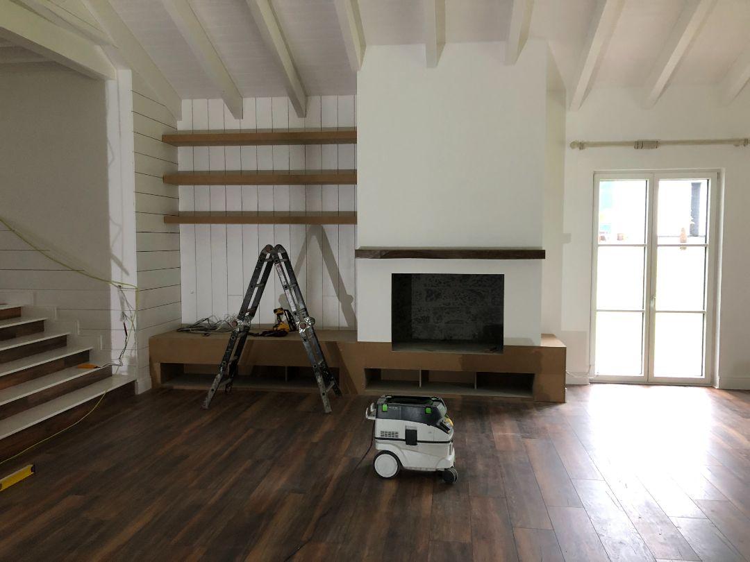 Fireplace, Wicklow - GT Carpentry 3