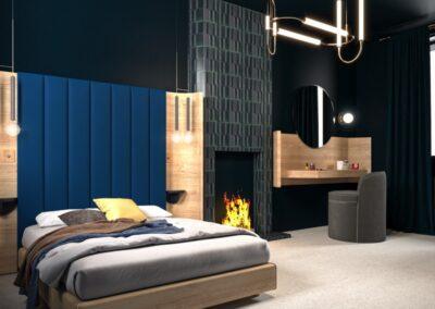 Bedroom Fitout, Artane