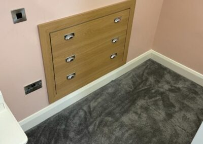 Fitted Wardrobes Whitehall - GT Carpentry